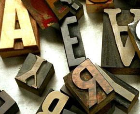Нейминг - буквы