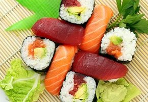 Нейминг для суши-кафе