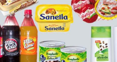 Нейминг продуктов питания в Германии